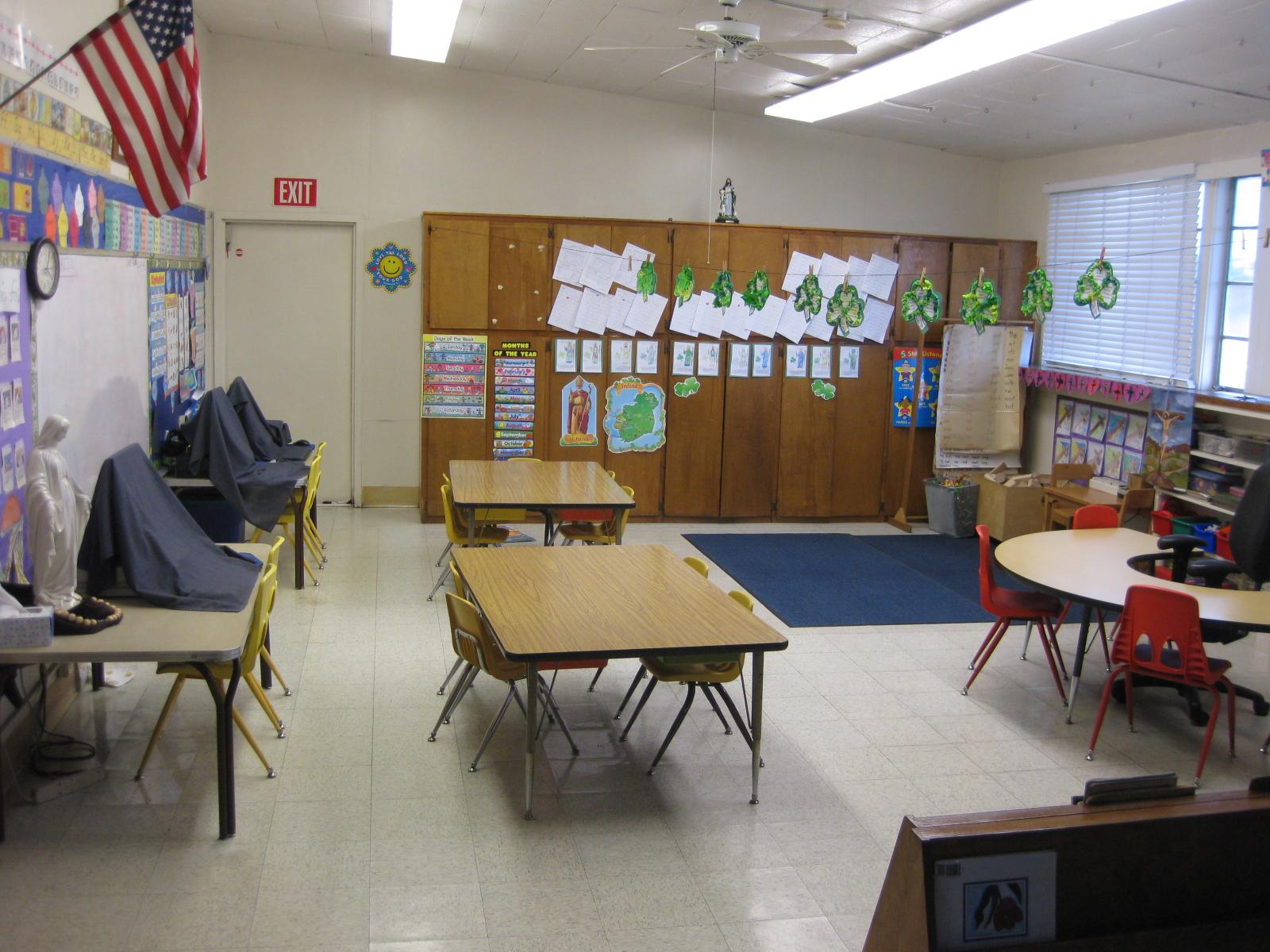 Transitional Kinder Classroom