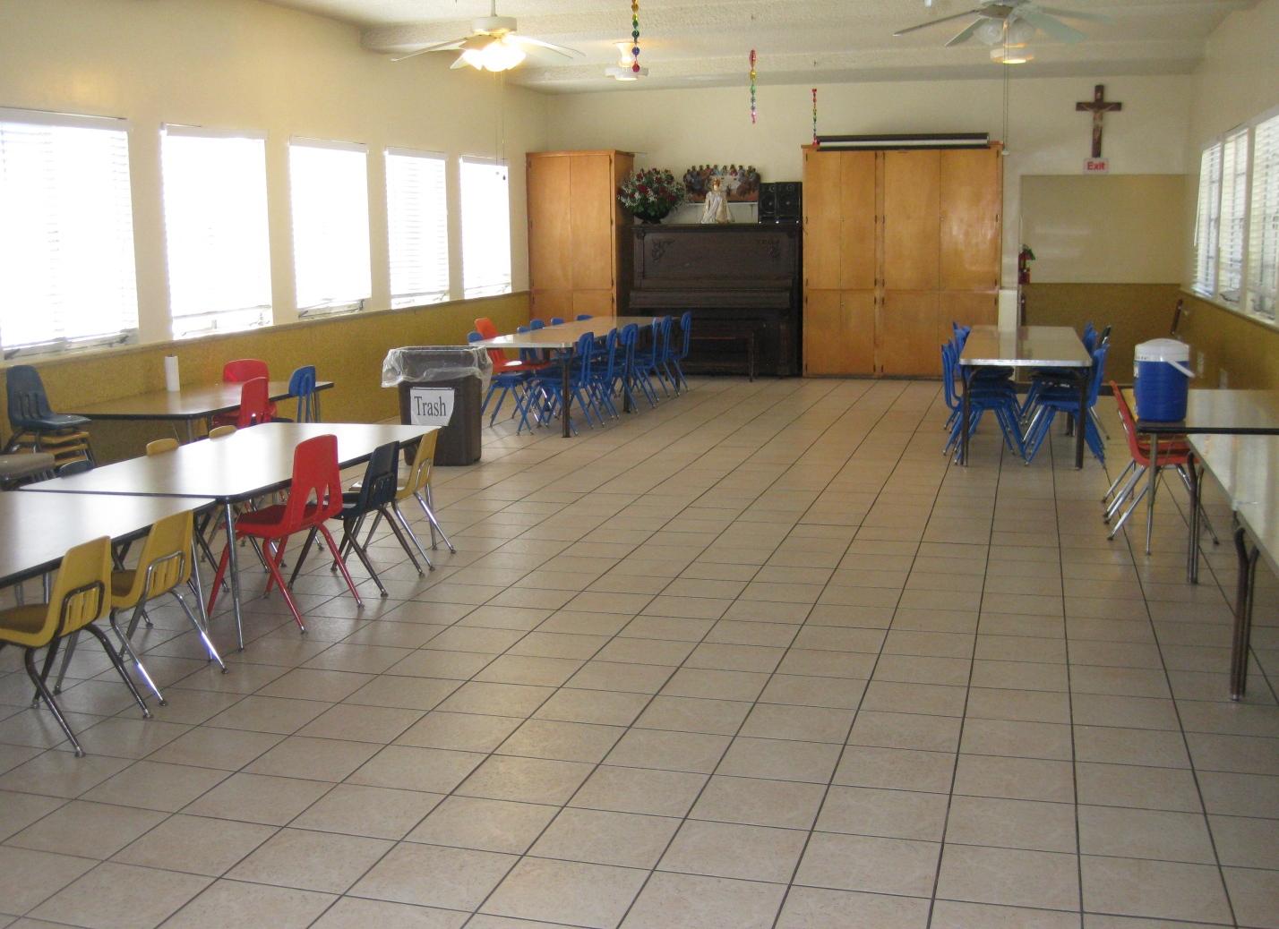 Children's Dining Room
