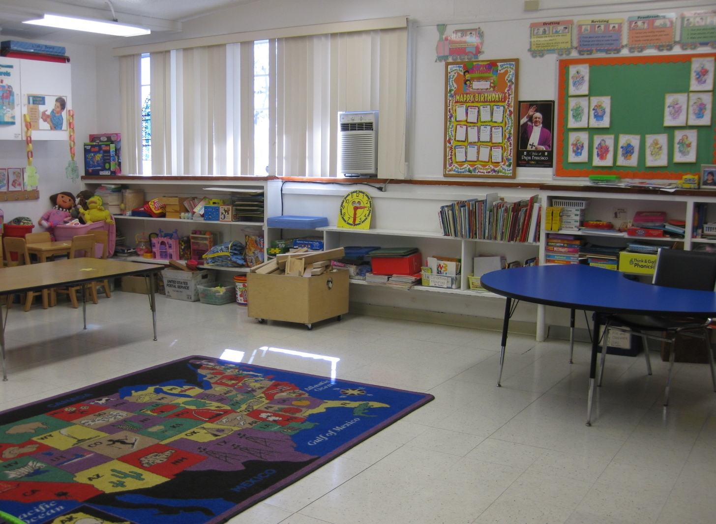 Transitional Kinder Classroom 2