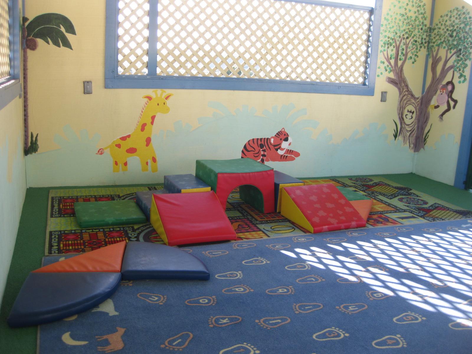 Little Flower Infant Playground